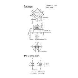 SDL-375-70-511G pin