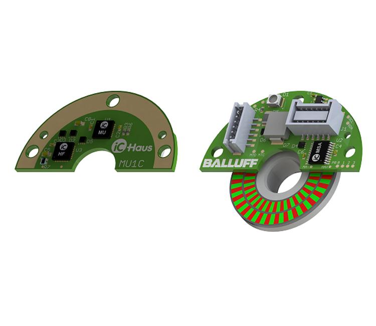 Semicom Visual Ltd Mu1c Motor Feedback Module