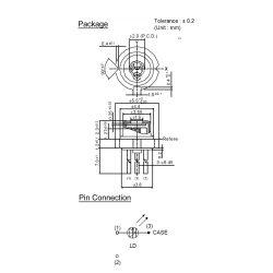 SDL-658-100-501D pin