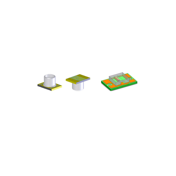 iC-SN85 850nm InfraRed LED